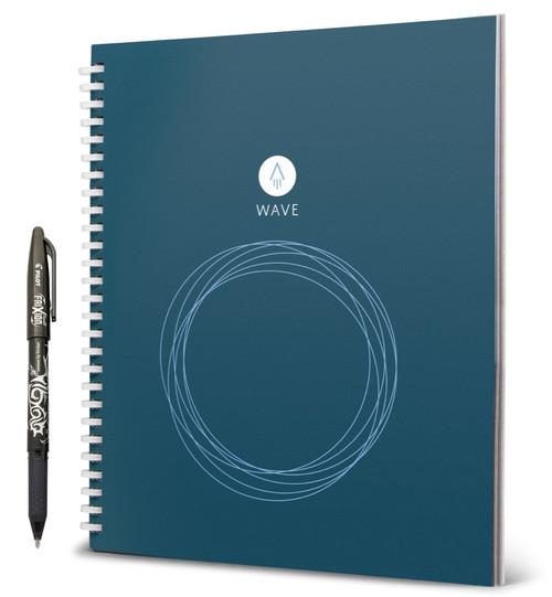 The never-ending notebooks