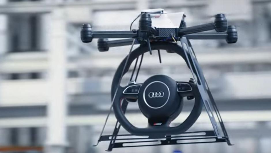 Fábricas del futuro: montaje modular por Audi