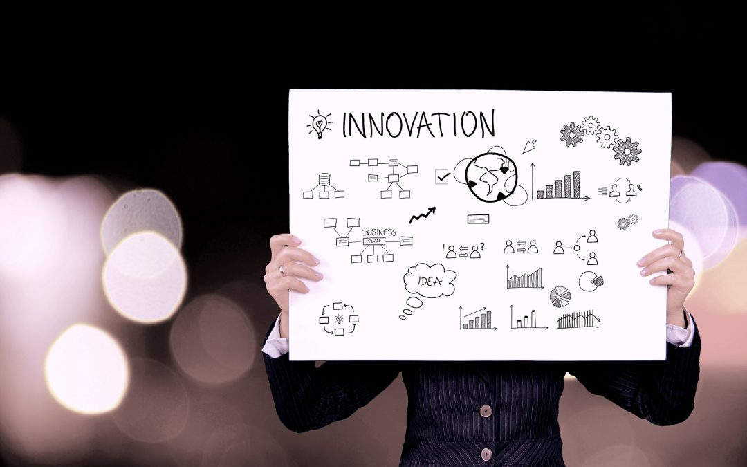 The latest in business R&D: Open Innovation