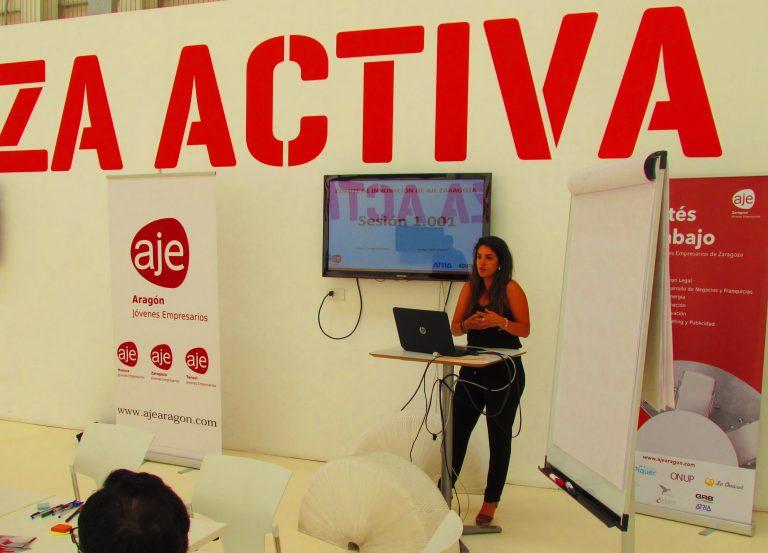 Os contamos cómo fue la Sesión de Innovación en AJE