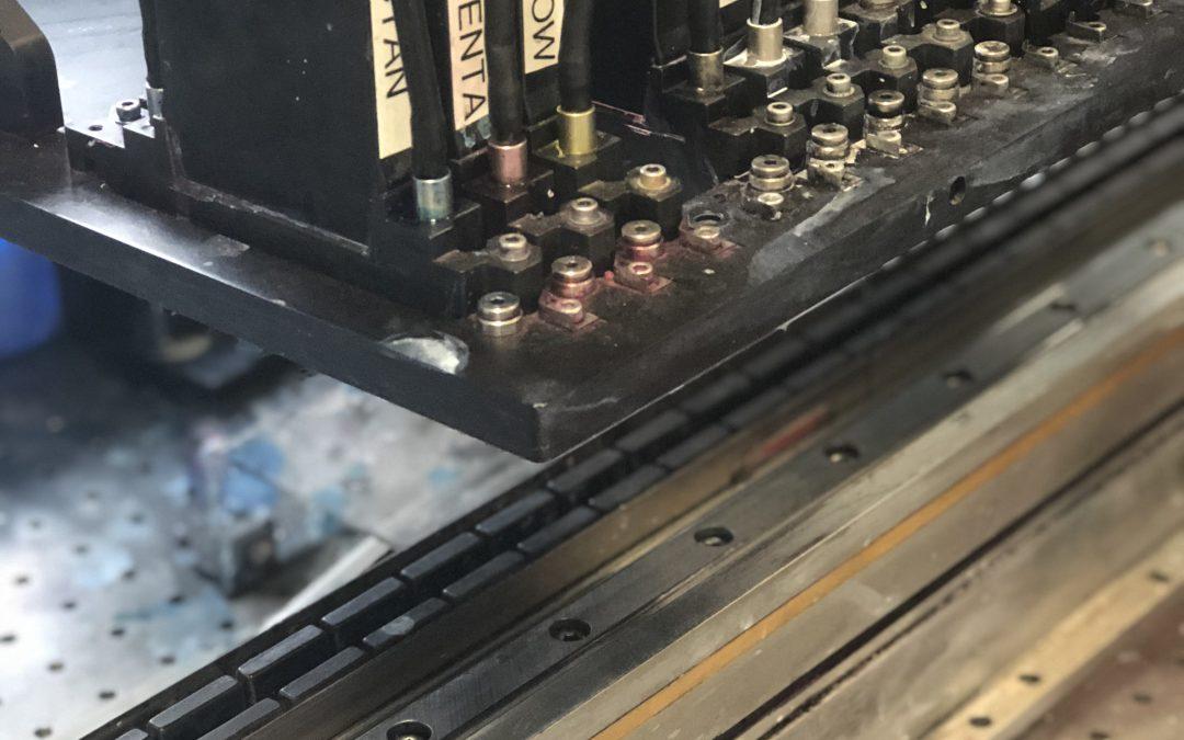 Tecnología Inkjet: Impresión digital