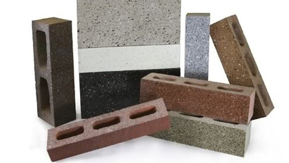 Recycled materials for construction