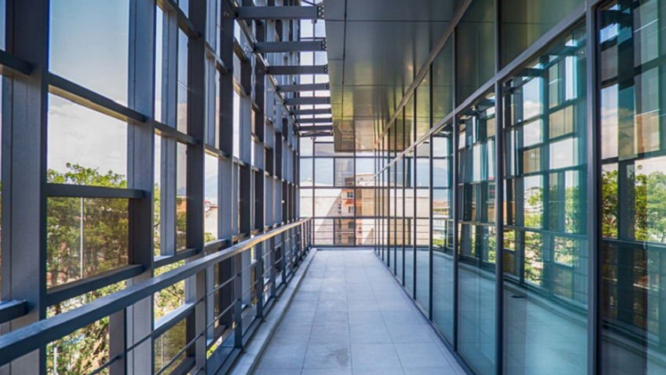 Vidrio fotovoltaico, energía de tus ventanas