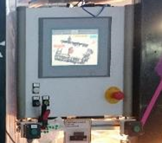 Sistema de medida de precisión para vidrios