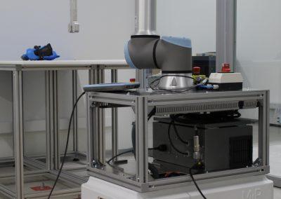 Testing de funciones MIR + UR a altas temperaturas