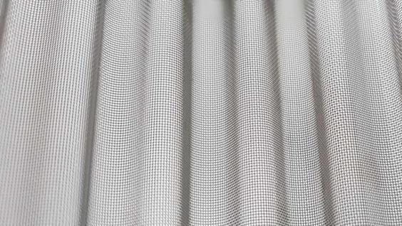 Recubrimiento para filtros de acero inoxidable para evitar la deposición de materia orgánica