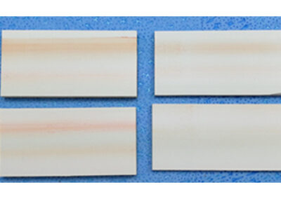 Modificación de pinturas para la disminución de manchas