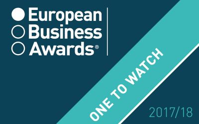 ATRIA premiada en los European Business Awards