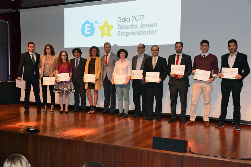 Premio Certamen Nacional de Jóvenes Emprendedores