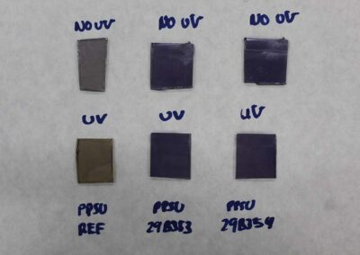 Mejora de la resistencia al desgaste UV