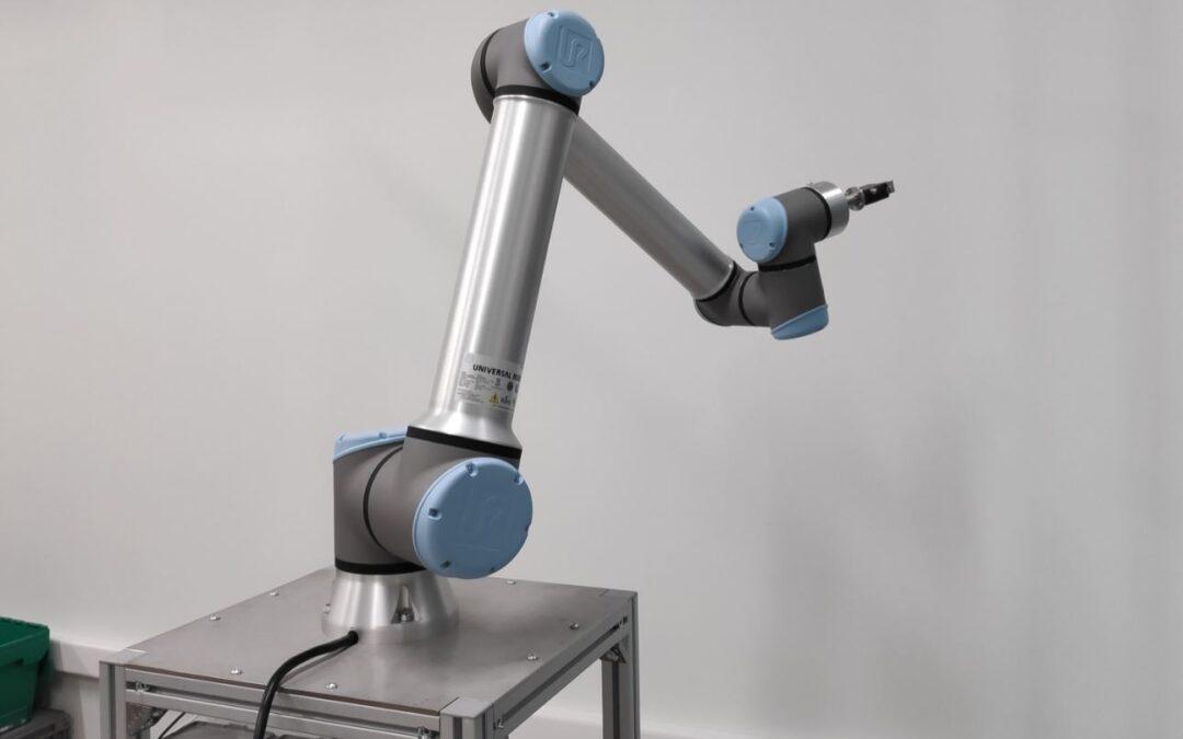 ¿Por qué usar un robot colaborativo?