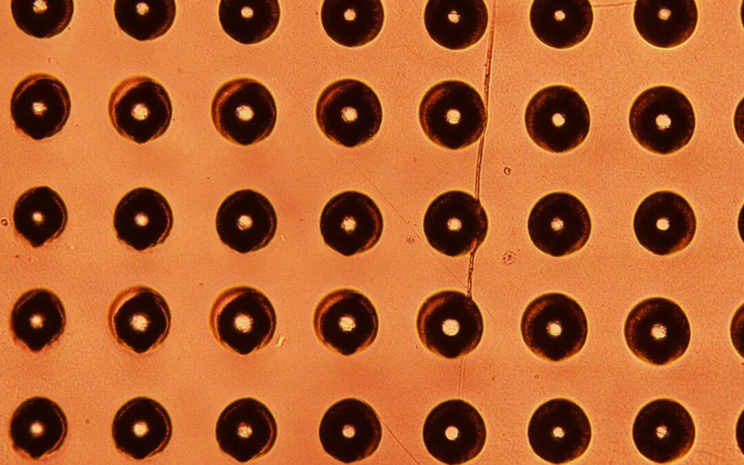 Microperforación Láser