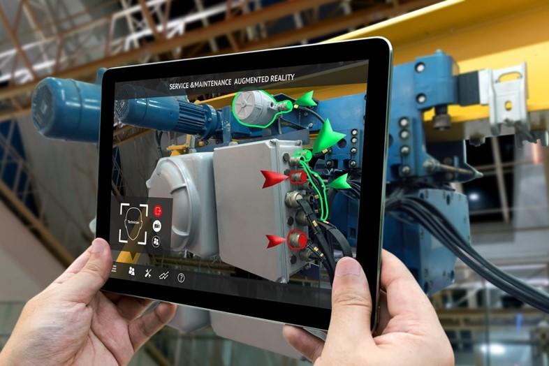 Augmented Reality and its use in maintenance