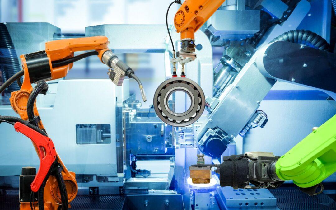 Robótica industrial: tradicionales, colaborativos y adaptativos