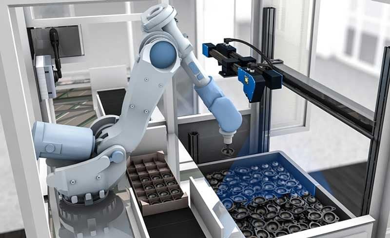 Visión artificial y robots, ¿la pareja perfecta?