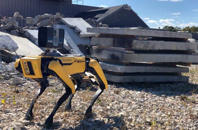 La robótica colaborativa en entornos peligrosos