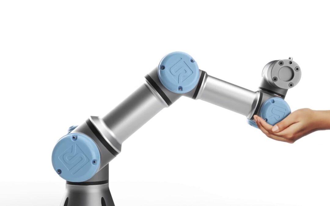 Robótica colaborativa: beneficios y nuevas tendencias en la industria