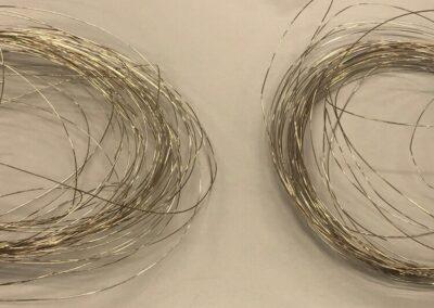 Caracterización de alambres de soldadura de un nuevo proveedor