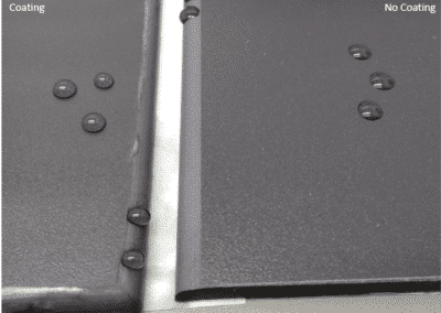 Hydrophobic ceramics