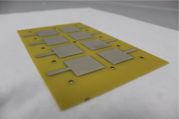 Application of silicone coatings on PCBs