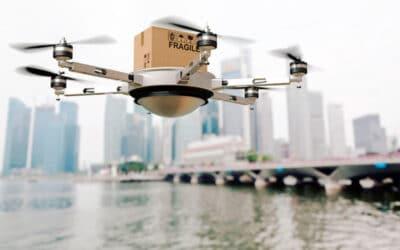 Drones Industriales