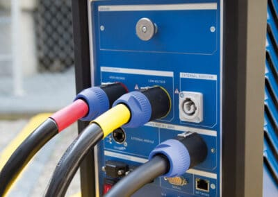 Puente de comunicaciones con PLC para transformador
