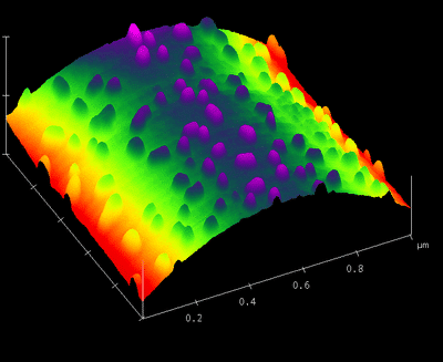 AFM, Microscopía de fuerza atómica