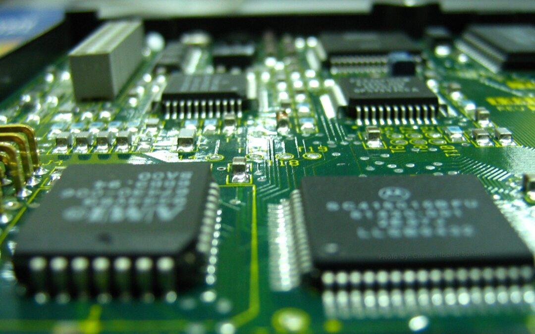 La crisis de los semiconductores y microchips