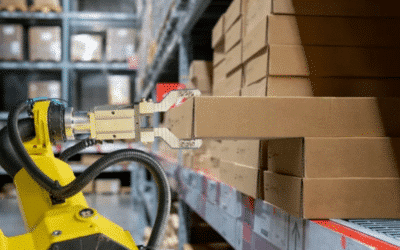 Robotics and automation in packaging